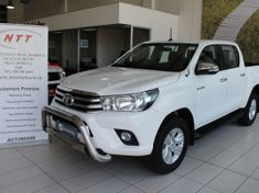 2017 Toyota Hilux 2.8 GD-6 RB Raider Double Cab Bakkie Auto Limpopo