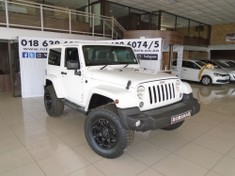 2016 Jeep Wrangler Sahara 3.6l V6 At 2dr  North West Province Lichtenburg_1