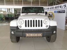 2016 Jeep Wrangler Sahara 3.6l V6 At 2dr  North West Province Lichtenburg_2