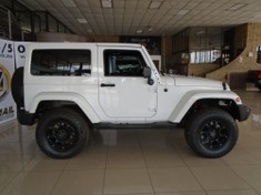 2016 Jeep Wrangler Sahara 3.6l V6 At 2dr  North West Province Lichtenburg_3
