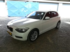 2015 BMW 1 Series 116i 5dr A/t (f20)  Gauteng