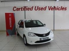 2012 Toyota Etios 1.5 Xi  Western Cape