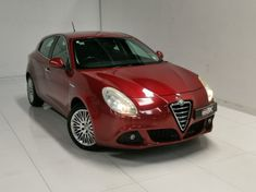 2012 Alfa Romeo Giulietta 1.4t Distinctive 5dr  Gauteng