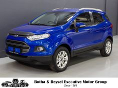 2016 Ford EcoSport 1.0 Titanium Gauteng