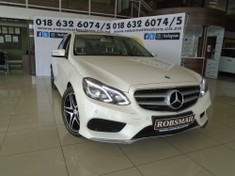 2015 Mercedes-Benz E-Class E 350 Bluetec Avantgarde North West Province