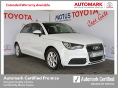 2014 Audi A1 Sportback 1.2t Fsi Attraction  Western Cape