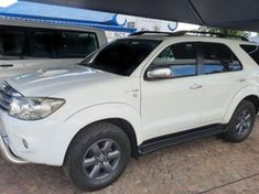 2011 Toyota Fortuner 3.0d-4d R/b  Western Cape