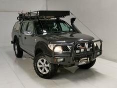 2007 Nissan Navara 4.0 V6 4x4 P/u D/c  Gauteng