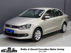 2013 Volkswagen Polo 1.4 Comfortline  Gauteng