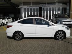 2018 Hyundai Accent 1.6 GLIDE Auto Gauteng Roodepoort_2