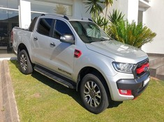 2018 Ford Ranger 3.2TDCi WILDTRAK Auto Double Cab Bakkie Mpumalanga Nelspruit_0