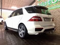 2015 Mercedes-Benz ML Ml 63 Amg  Gauteng Pretoria_4