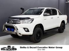 2017 Toyota Hilux 2.8 GD-6 Raider 4X4 Double Cab Bakkie Auto Gauteng Vereeniging_0