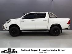 2017 Toyota Hilux 2.8 GD-6 Raider 4X4 Double Cab Bakkie Auto Gauteng Vereeniging_1