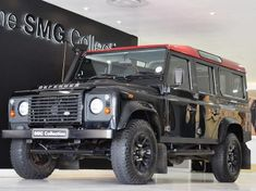 2015 Land Rover Defender 110 2.2D S/W AFRICA ED Kwazulu Natal