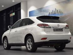 2012 Lexus RX 350 Xe  Kwazulu Natal Umhlanga Rocks_3