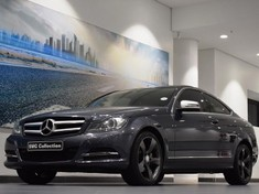 2014 Mercedes-Benz C-Class C250 BE Coupe Kwazulu Natal