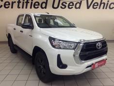 2020 Toyota Hilux 2.4 GD-6 Raider 4x4 Auto Double Cab Bakkie Limpopo Tzaneen_0