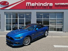 2017 Ford Mustang 5.0 GT Convertible Auto North West Province