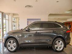 2020 Jaguar F-Pace 2.0 i4D AWD Pure Mpumalanga Nelspruit_2