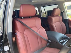 2021 Lexus LX 4.5TD V8 Gauteng Rosettenville_4