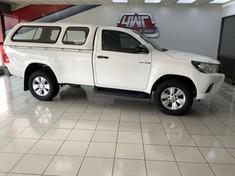2018 Toyota Hilux 2.4 GD-6 RB SRX Single Cab Bakkie Mpumalanga Middelburg_0