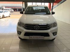 2018 Toyota Hilux 2.4 GD-6 RB SRX Single Cab Bakkie Mpumalanga Middelburg_1