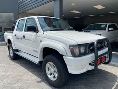 2001 Toyota Hilux 2700i Raider Rb Pu Dc  North West Province Rustenburg_2