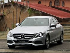 2015 Mercedes-Benz C-Class C180 Avantgarde Auto Kwazulu Natal