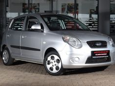 2009 Kia Picanto 1.1 Lx  North West Province Klerksdorp_0