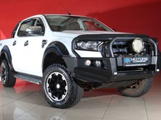 2017 Ford Ranger 3.2TDCi XLT 4X4 Auto Double Cab Bakkie North West Province