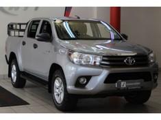 2018 Toyota Hilux 2.4 GD-6 SRX 4X4 Double Cab Bakkie Auto Mpumalanga
