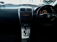 2012 Toyota Corolla 1.6 Advanced At  Limpopo Louis Trichardt_4