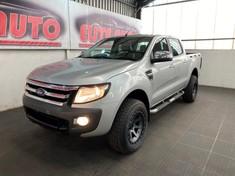 2015 Ford Ranger 3.2TDCi XLT 4X4 Auto Double Cab Bakkie Gauteng