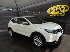 2015 Nissan Qashqai 1.2T Acenta CVT Gauteng