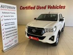 2020 Toyota Hilux 2.4 GD-6 SRX 4X4 Auto Double Cab Bakkie Western Cape