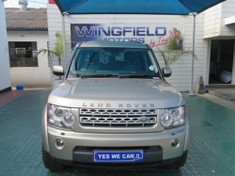 2013 Land Rover Discovery 4 3.0 Tdv6 Hse  Western Cape Cape Town_1