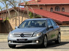 2011 Mercedes-Benz C-Class C180 Cgi Be Avantgarde A/t  Kwazulu Natal