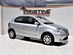 2013 Toyota Etios 1.5 Xs 5dr  Gauteng