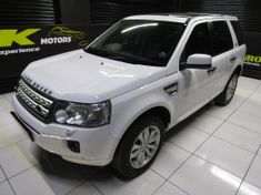 2012 Land Rover Freelander Ii 2.2 Sd4 Se At  Gauteng Boksburg_4