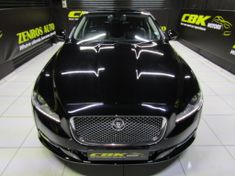 2010 Jaguar XJ 3.0 V6 D S Premium Luxury  Gauteng Boksburg_2