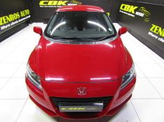 2012 Honda CR-Z 1.5  Gauteng Boksburg_2