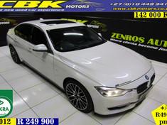 2012 BMW 3 Series 335i Luxury Line A/t (f30)  Gauteng