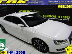 2009 Audi A5 2.0t Fsi Multitronic  Gauteng