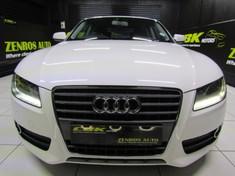 2009 Audi A5 2.0t Fsi Multitronic  Gauteng Boksburg_4