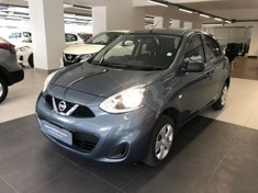 2018 Nissan Micra 1.2 Active Visia Free State