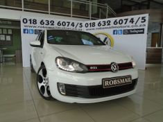 2011 Volkswagen Golf Vi Gti 2.0 Tsi Dsg  North West Province