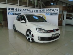 2011 Volkswagen Golf Vi Gti 2.0 Tsi Dsg  North West Province Lichtenburg_1