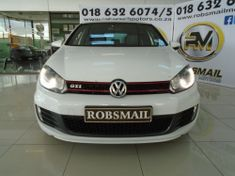 2011 Volkswagen Golf Vi Gti 2.0 Tsi Dsg  North West Province Lichtenburg_2