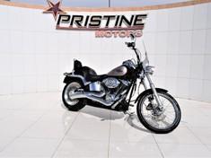 2007 Harley Davidson Softail  Rocker Gauteng De Deur_0